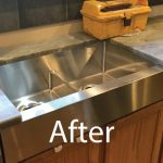 After Countertop Picture