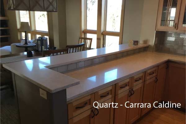 Quartz - Carrara Caldine